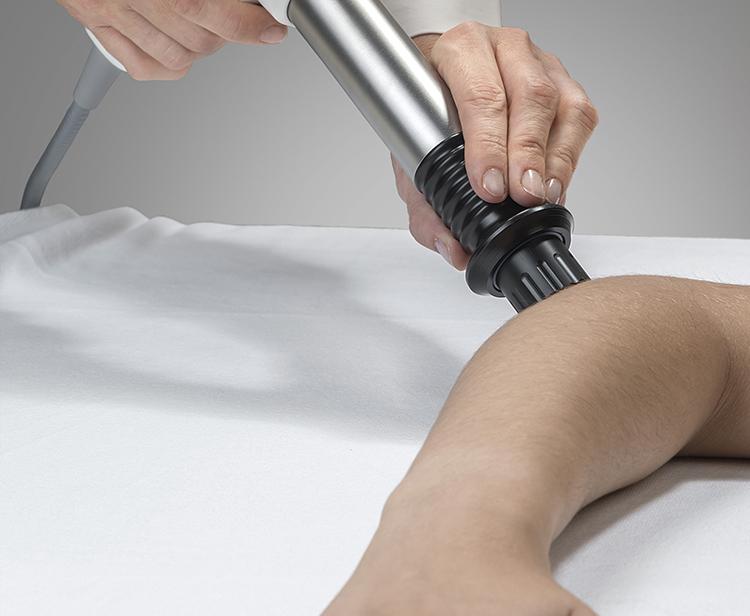 terapia radialną falą uderzeniową