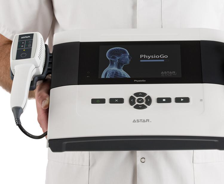 nowoczesne urządzenie do laserotertapii